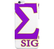 Delta Sigma Pi iPhone Case/Skin