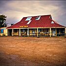 hebel hotel, outback queensland by carol brandt