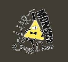 Bill Cipher: Liar, Monster, Snappy Dresser Unisex T-Shirt