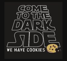 Come to the Dark Side by boostedartwork