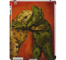 Frog Dancers iPad Case/Skin