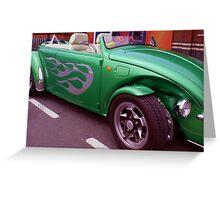 Baby You Can Drive My Car - Beep, Beep, Beep, Beep Yeah!  Greeting Card