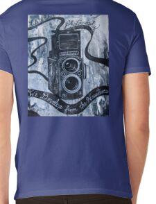 Like is like Photography  Mens V-Neck T-Shirt