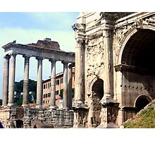 Ancient Rome Photographic Print
