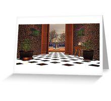 Casa Del Bryce Greeting Card
