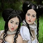 The Boleyn Sisters by Analisa Ravella