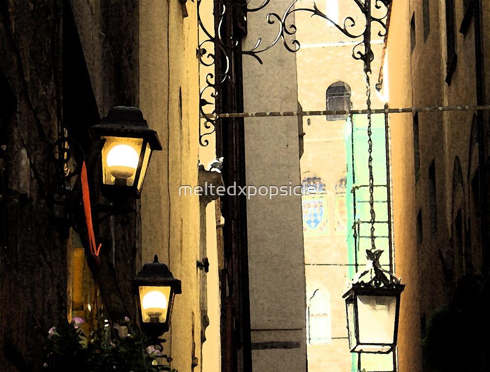 Lanterns by Jessica Liatys