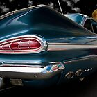 1959 Impala by Kurt Golgart