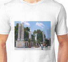 Roman ruins, Primorski Park, Varna, Bulgaria Unisex T-Shirt