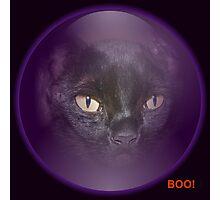 Boo! Photographic Print