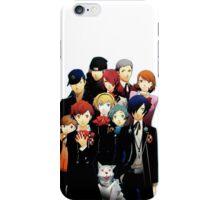 Persona 3 iPhone Case/Skin