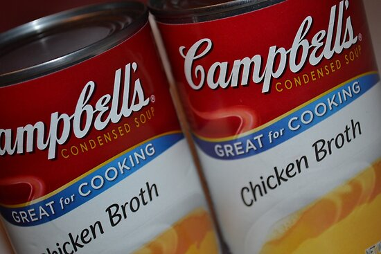 Two Campbells by Sheryl Gerhard