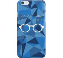 Geometric Gatsby iPhone Case/Skin