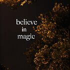 believe in magic by goodnightmoon