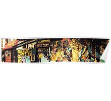 Mars Bar - East Village - New York City Poster