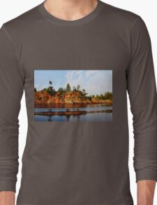 Ox Bay - French River  Long Sleeve T-Shirt