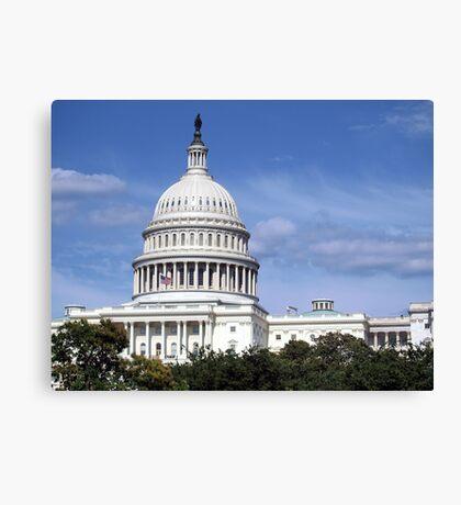 U.S. Capital Canvas Print