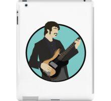 The Band: Rick Danko iPad Case/Skin