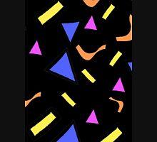 Retro Shapes Pattern Unisex T-Shirt