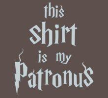 My Patronus is a Shirt Kids Clothes