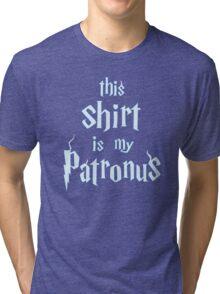 My Patronus is a Shirt Tri-blend T-Shirt