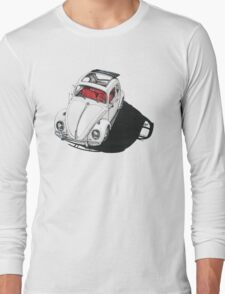 VW shadow w/ RED interior Long Sleeve T-Shirt