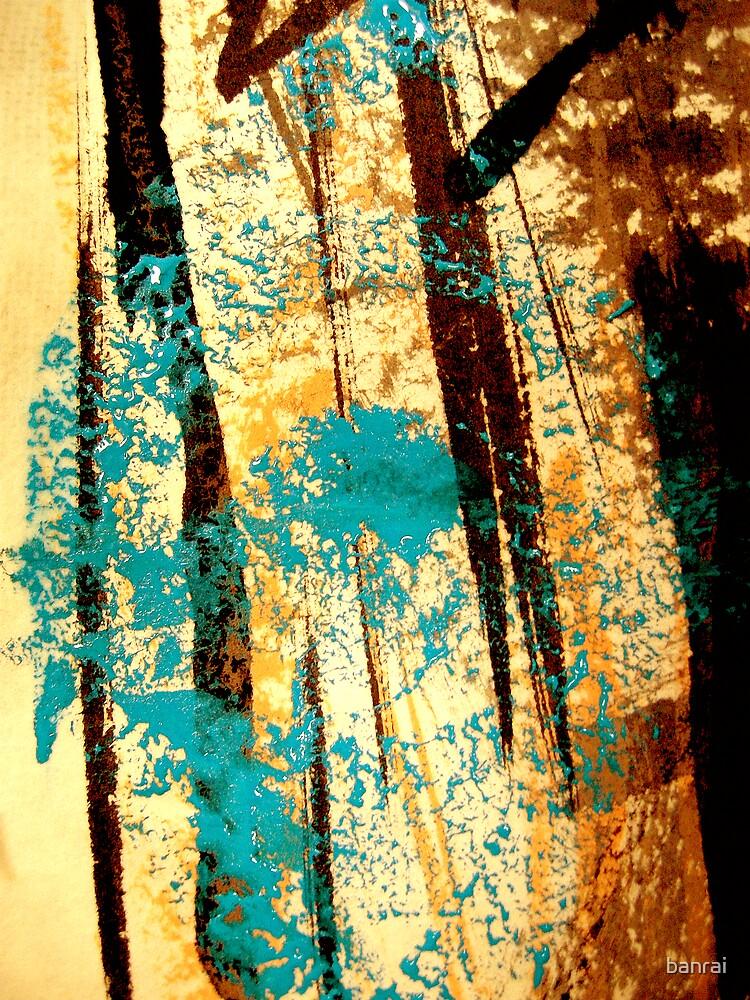 swamp eye.... ancient aki spirits by banrai