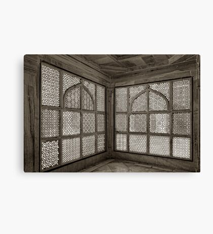 Mughal Architecture Canvas Print