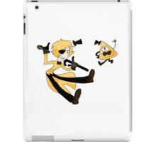 Bill Ciphers iPad Case/Skin