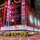 Radio City Music Hall by Anthony Martinez