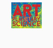 The Art of Planetary Science Womens Fitted T-Shirt