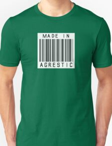 Made in Agrestic Unisex T-Shirt