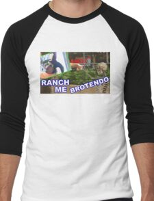 RANCH ME BROTENDO Men's Baseball ¾ T-Shirt