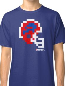 Tecmo Bowl - Buffalo Bills - 8-bit - Mini Helmet shirt (see Artist's notes!) Classic T-Shirt