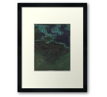 Autumn Night Framed Print