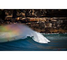 Offshore Winds Photographic Print