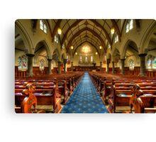 The Scots' Church Canvas Print