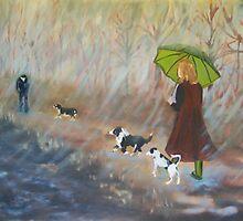 umbrella by Belinda Galsworthy