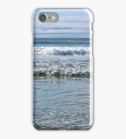 Layers of Blue iPhone Case/Skin