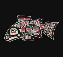 Alaskan Salmon by ZugArt