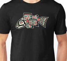 Alaskan Salmon Unisex T-Shirt