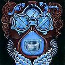 Steampunk Masquerade #1 by fantaseye