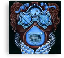 Steampunk Masquerade #1 Canvas Print