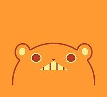 Himouto! - Creepy Hamster by Dephekt