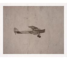 Bi Plane Photographic Print