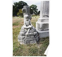 Green-Wood Cemetery, Brooklyn Poster