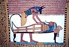 Tombs of the Nobles, Egypt  by Carole-Anne