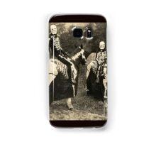The Skeleton Horsemen Samsung Galaxy Case/Skin