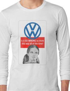 SO WRONG  Long Sleeve T-Shirt