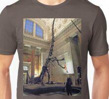 Ancient Zigongosaurus Unisex T-Shirt